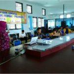 PSBR Gelar Sosialisasi Ketrampilan Kepada Anak Putus Sekolah Di Dinassosnaker Siak