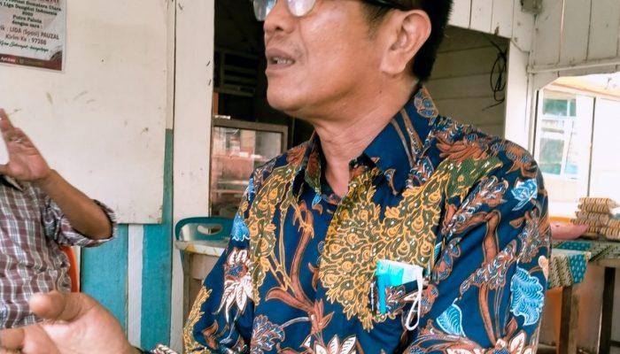 Keterangan foto: Anggota DPRD Padanglawas dar Partai Amanat Nasional (PAN), M. Ike Taken Hasibuan, ST, MT.